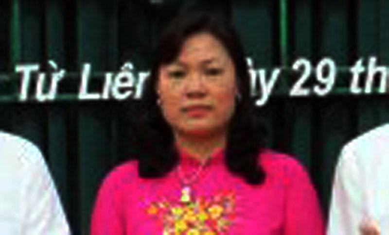 Chuyển vụ án nữ bí thư phường tham gia đường dây ghi lô đề hơn 4 tỷ lên VKS - 1