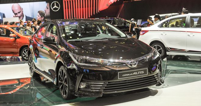 Toyota Corolla Altis mới sẽ có giá bán rẻ hơn bản cũ? - 2