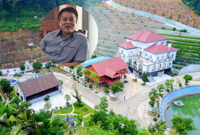 Lùi công bố kết luận thanh tra tài sản Giám đốc Sở TN&MT Yên Bái - 1