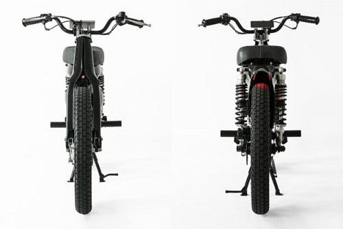 Xe điện ECub - Hiện thân của Honda Cub - 6