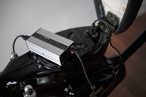 Xe điện ECub - Hiện thân của Honda Cub - 5