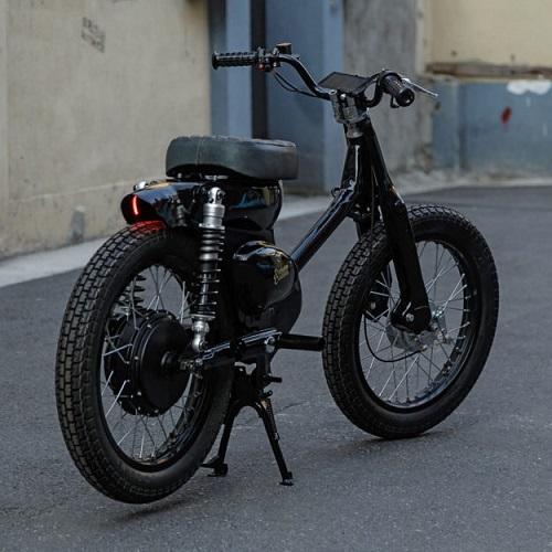 Xe điện ECub - Hiện thân của Honda Cub - 9