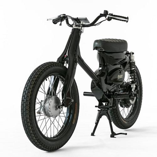Xe điện ECub - Hiện thân của Honda Cub - 4
