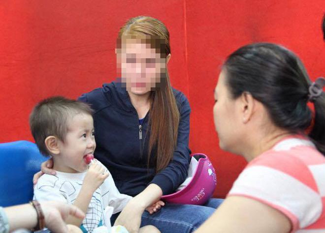 Trải lòng của người mẹ sau 1 tháng lạc mất con nhỏ giữa Sài Gòn - 1