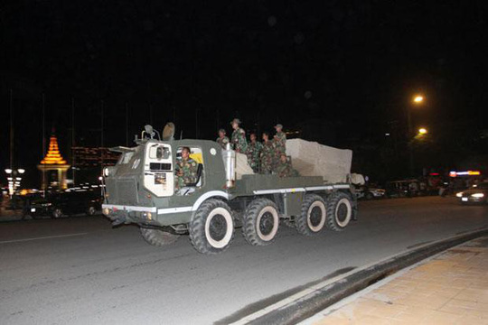 Lào – Campuchia cùng rút quân khỏi biên giới - 1