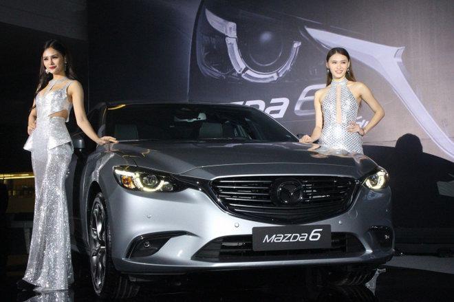 Sau Mazda CX-5, đến lượt Mazda3 và Mazda6 giảm giá khủng - 2