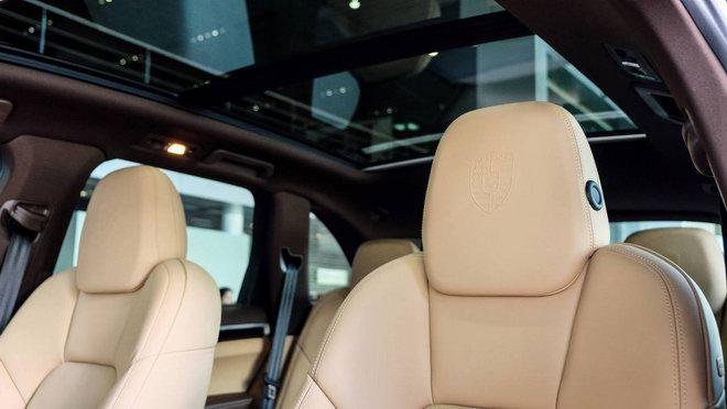 Porsche Cayenne Platinum Edition giá 5,3 tỷ đồng tại Việt Nam - 3