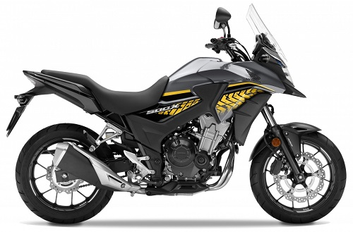 Honda CB500XA 2017 bản ABS ra mắt, giá 188 triệu đồng - 3