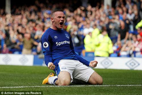 Chi tiết vòng 1 Ngoại hạng Anh: Everton - Rooney bảo toàn thành quả (KT) - 4