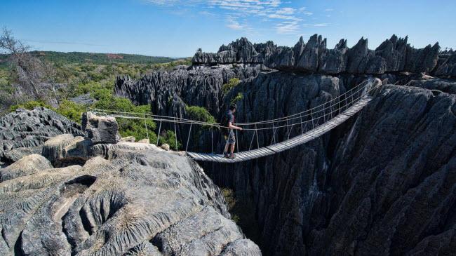 Kỳ quan rừng đá ít người có thể tới ở Madagascar - 2