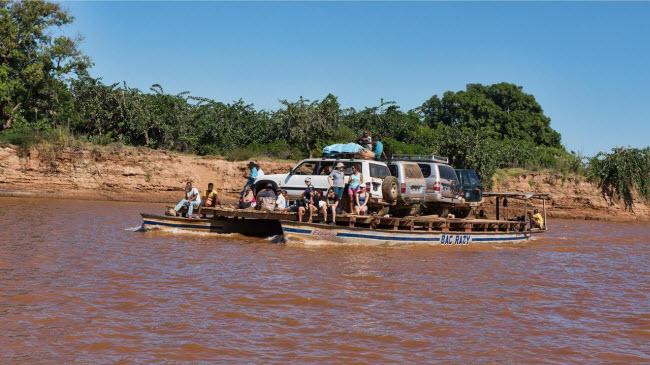 Kỳ quan rừng đá ít người có thể tới ở Madagascar - 3