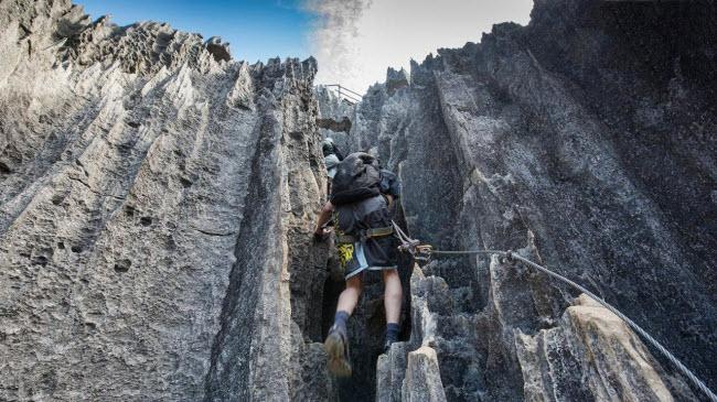 Kỳ quan rừng đá ít người có thể tới ở Madagascar - 6