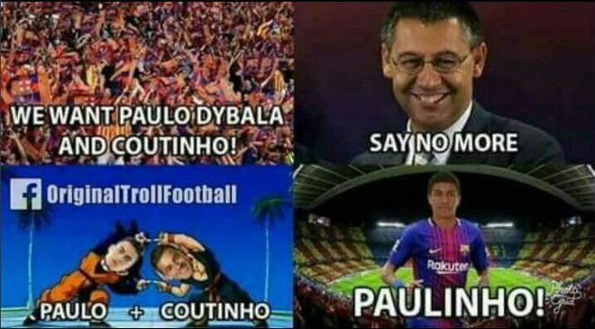 Chuyển nhượng Barca: Không chờ Coutinho, bất ngờ mua sao từ Trung Quốc - 2