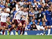 Bóng đá - Chelsea - Burnley: 2 thẻ đỏ, 5 bàn thắng kịch tính