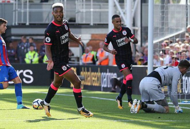 Crystal Palace - Huddersfield Town: Cú sốc từ tân binh - 1