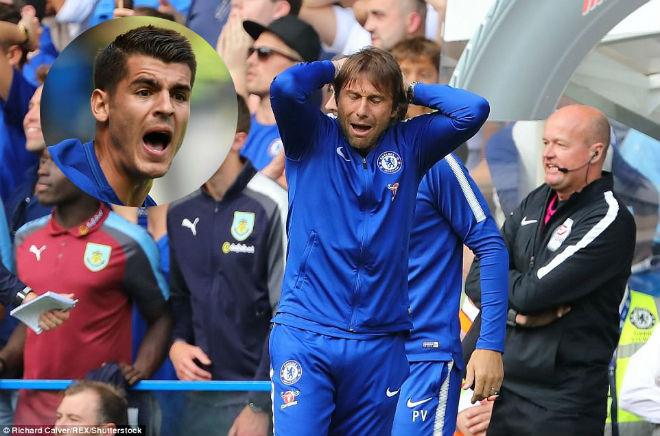 "Chelsea thua sốc: ""Triệu fan"" MU hả hê, báo chí khen Morata, mắng Conte - 3"