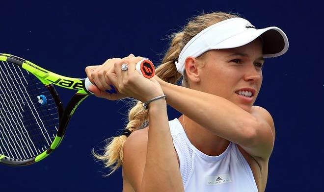 Rogers Cup ngày 6: Wozniacki đoạt vé chung kết - 1