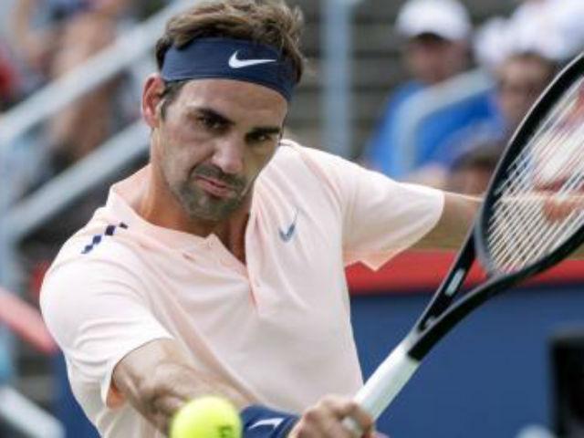 Federer - Haase: Bùng nổ trong set 2 (Bán kết Rogers Cup)