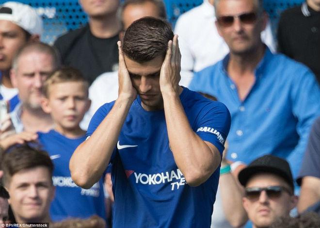 Chelsea thảm bại: Conte đổ lỗi học trò, né chỉ trích trọng tài - 4