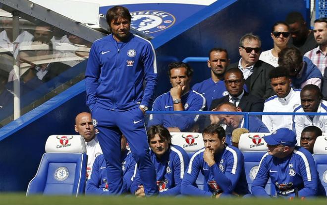 Chelsea thảm bại: Conte đổ lỗi học trò, né chỉ trích trọng tài - 3