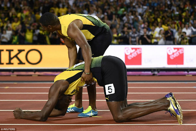 Usain Bolt đại hạn giải VĐTG: Đoạn kết buồn của huyền thoại - 3