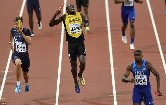 Usain Bolt đại hạn giải VĐTG: Đoạn kết buồn của huyền thoại - 1