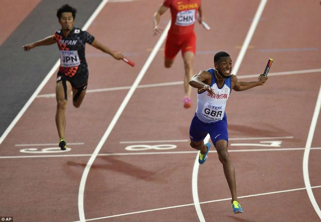 Usain Bolt đại hạn giải VĐTG: Đoạn kết buồn của huyền thoại - 4