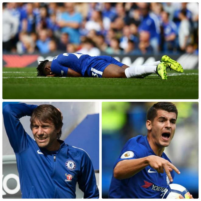 """Góc chiến thuật Chelsea - Burnley: Conte dính đòn, Morata """"cứu giá"""" muộn - 1"""