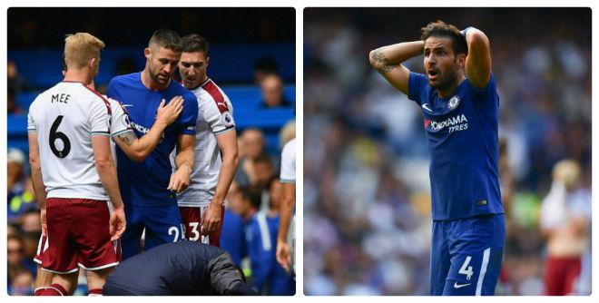 """Góc chiến thuật Chelsea - Burnley: Conte dính đòn, Morata """"cứu giá"""" muộn - 2"""