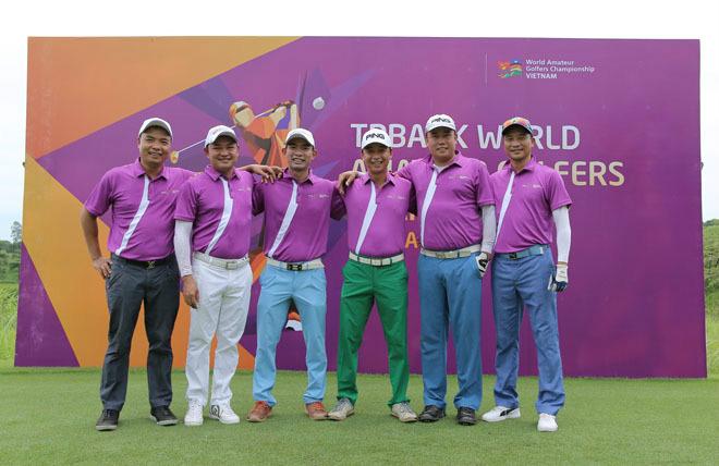 """""""Siêu đại chiến"""" 200 golf thủ Việt vì 5 suất dự giải thế giới - 7"""