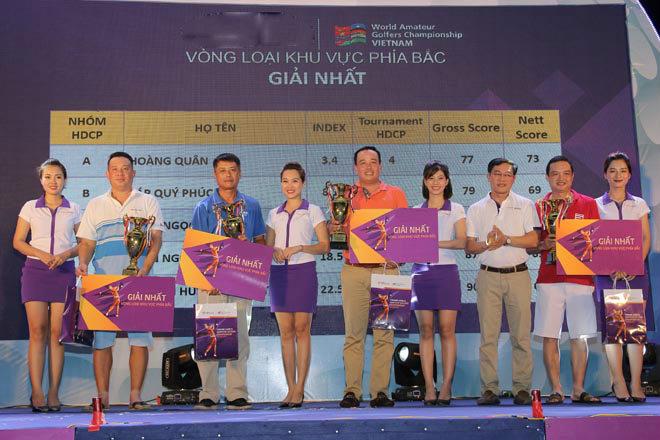 """""""Siêu đại chiến"""" 200 golf thủ Việt vì 5 suất dự giải thế giới - 8"""