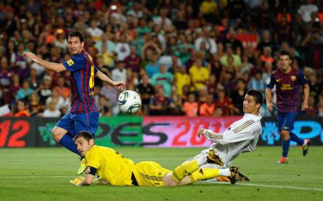 Siêu kinh điển Barca – Real tranh Siêu cúp: Đỉnh cao của thù hận - 4