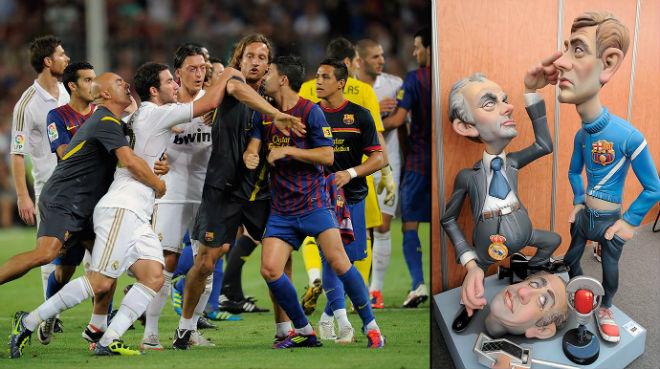 Siêu kinh điển Barca – Real tranh Siêu cúp: Đỉnh cao của thù hận - 1
