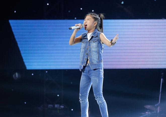 Vũ Cát Tường bẽ bàng vì bị thí sinh từ chối tại The Voice Kids - 1