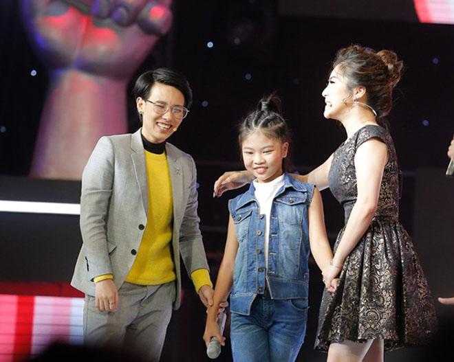 Vũ Cát Tường bẽ bàng vì bị thí sinh từ chối tại The Voice Kids - 4