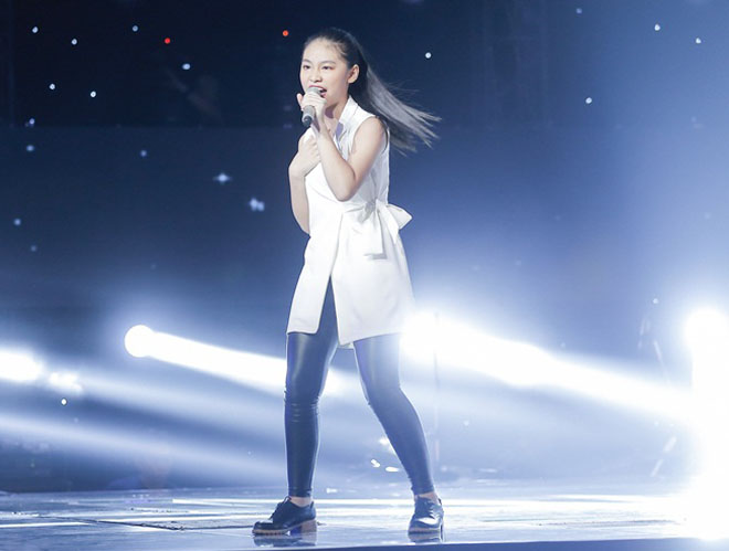 Vũ Cát Tường bẽ bàng vì bị thí sinh từ chối tại The Voice Kids - 12