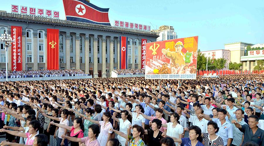 3,5 triệu người Triều Tiên tình nguyện nhập ngũ chống Mỹ - 1