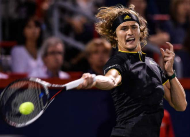 Zverev - Shapovalov: SAO trẻ đại chiến, bản lĩnh cao cường (Bán kết Rogers Cup) - 1