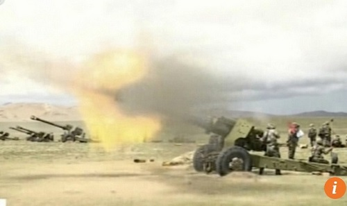 Ấn Độ nâng mức cảnh báo quân sự ở vùng giáp Trung Quốc - 2