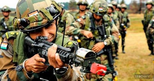 Ấn Độ nâng mức cảnh báo quân sự ở vùng giáp Trung Quốc - 3