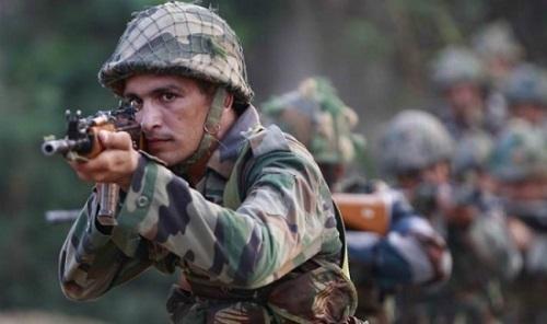 Ấn Độ nâng mức cảnh báo quân sự ở vùng giáp Trung Quốc - 1