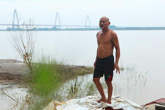 Kí ức đau lòng của người đàn ông 30 năm vớt xác chết trên sông Hồng - 3