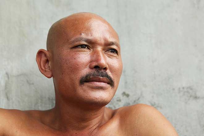 Kí ức đau lòng của người đàn ông 30 năm vớt xác chết trên sông Hồng - 1