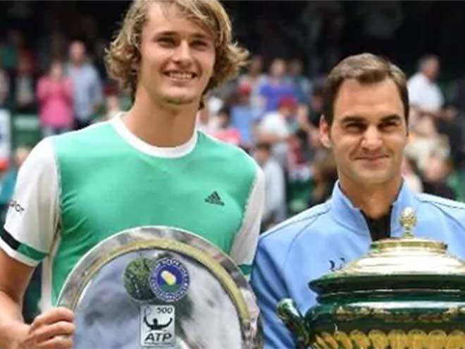 Chung kết Rogers Cup: Trí khôn Federer gặp sức trẻ Zverev - 2