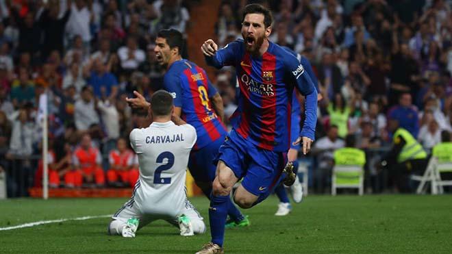 Barcelona - Real Madrid: Không cần Neymar, Messi mới là số 1 (Siêu cúp TBN) - 1