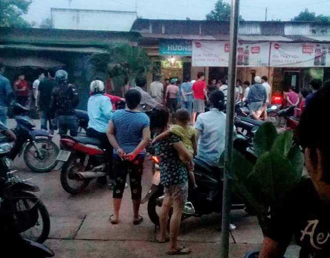 Thêm nhiều tình tiết mới trong vụ bắn chết nữ sinh rồi tự sát ở Đồng Nai - 1