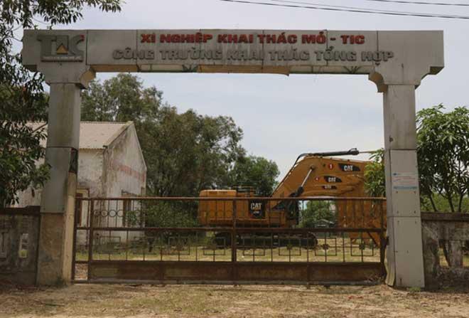 Cận cảnh công trường không bóng người ở mỏ sắt lớn nhất Đông Nam Á - 10