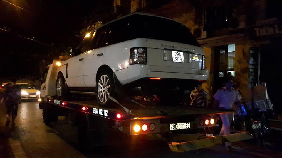 Danh tính tài xế Range Rover tông bé trai 2 tuổi tử vong - 1