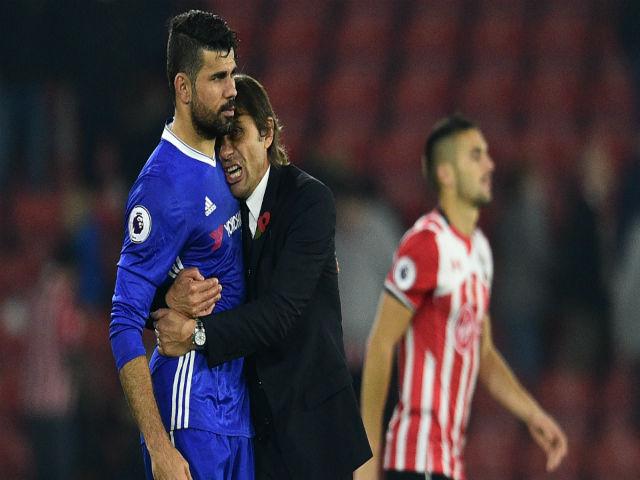 Khốn khổ Conte - Chelsea: Lạy lục Costa hay đánh cược Morata?