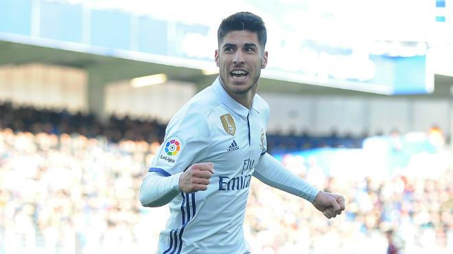 """Chuyển nhượng Real 13/8:  4 """"ông lớn"""" tranh đoạt Asensio - 1"""